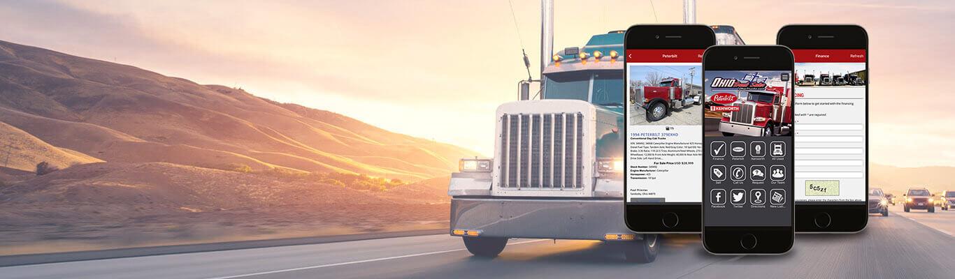 Peterbilt Trucks For Sale By Paul Priestas or Tyler Hilton - 29
